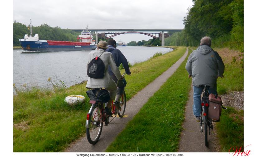 Radtour zum Warleberger Hof am 12.08.2020
