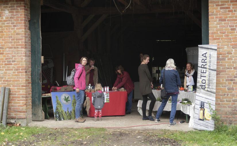 Impressionen vom Aktionstag der Naturheilkunde am 03.10.2021 – Gut Hohenhain